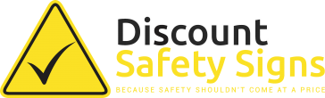Discount Safety Signs Logo